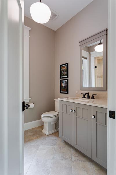 Bathroom Cabinets Designed By Garner Woodworks
