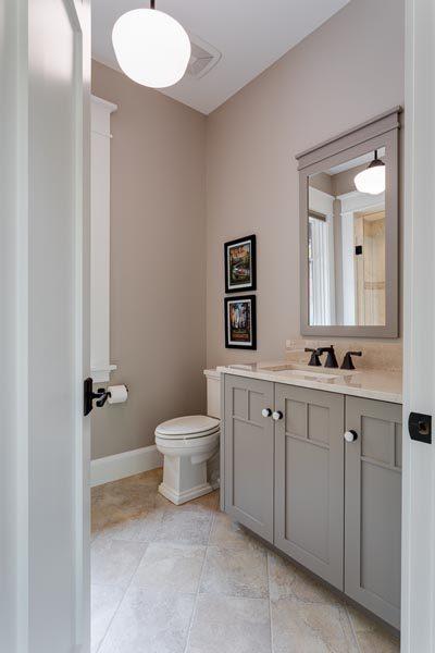 Bathroom Cabinets Designed By Garner Woodworks