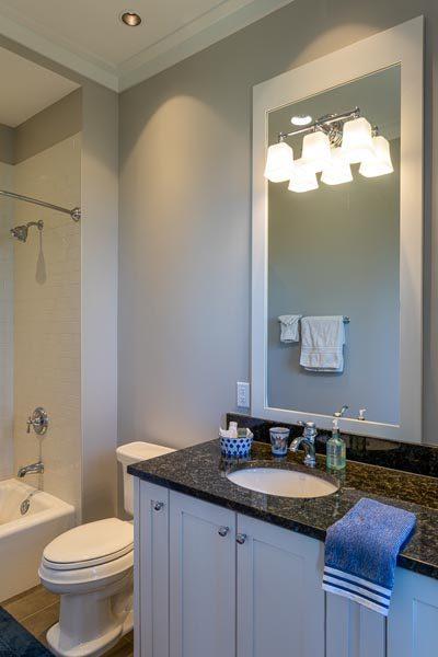 Bathroom Custom Built Vanity By Garner Woodworks