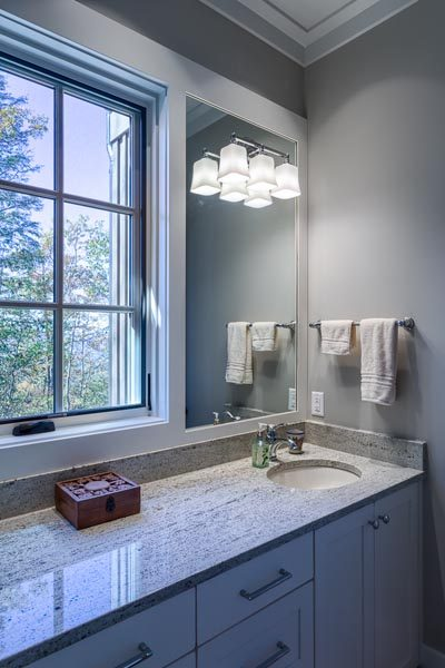 Bathroom Vanity Woodworking By Garner Woodworks